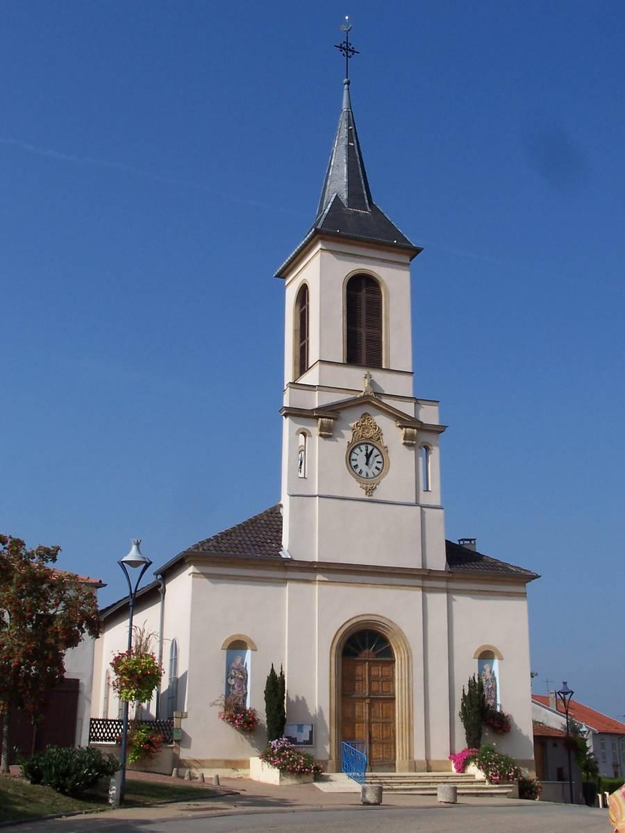 Eglise de Flevy