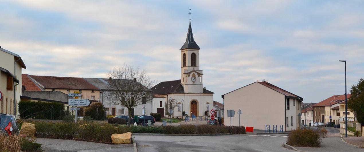 Village de flevy panoramique